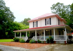 Serendipity HouseNew B&B in Concord, GA