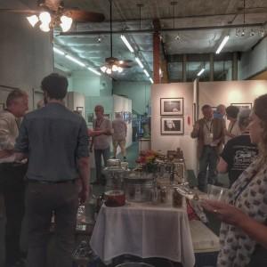 Opening ReceptionSlowExposures 2015© Donna Rosser