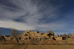 Taos Pueblo ©Malgosia Florkowska