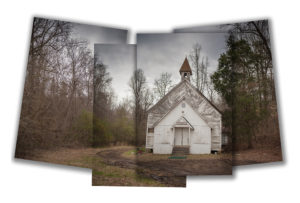 Bethlehem Baptist Church On Mississippi Hwy 35 in Charleston, MS. © Walt Stricklin Photo by Walt Stricklin
