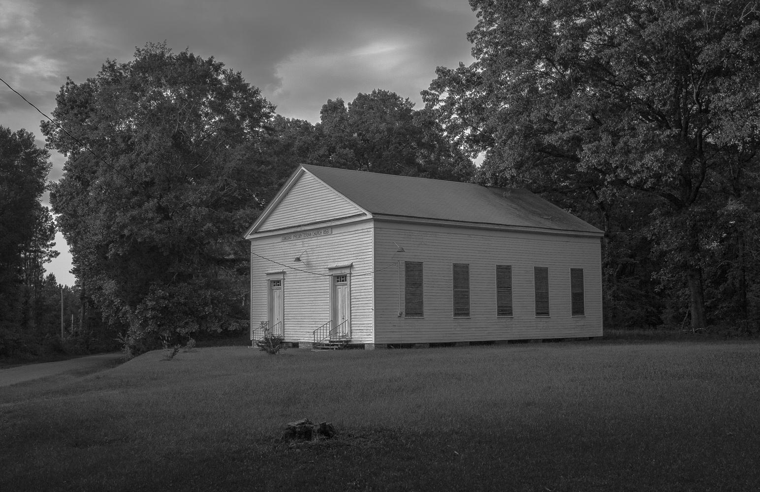 Concord Presbyterian © Don Norris