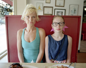 Mother and Daughter, Atlanta, GA © Johnathon Kelso